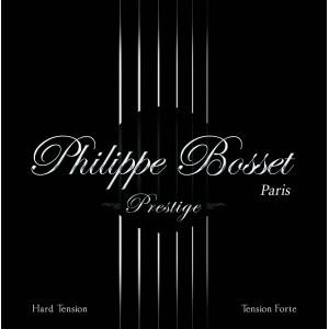 Jeu Cordes Philippe Bosset guitare classique Prestige Tension Forte