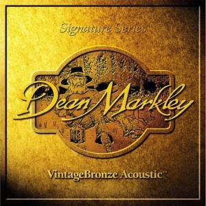 Jeu cordes Dean Markley Vintage Bronze LT 11-46