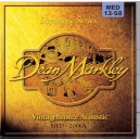 Jeu cordes Dean Markley Vintage Bronze MED 13-58