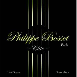 Jeu Cordes Philippe Bosset guitare classique Elite Tension Forte