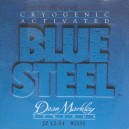 Jeu cordes Dean Markley Blue Steel  2555 ,JZ  12-54