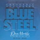 Jeu cordes Dean Markley Blue Steel  2555 ,JZ  12-54