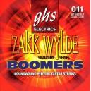 Jeu cordes GHS Boomers Zakk Wylde  11-70