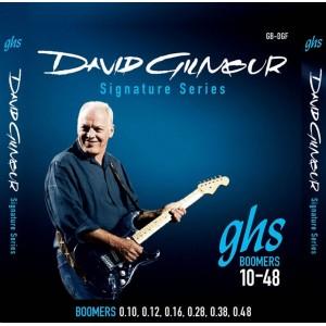 Jeu cordes GHS Boomers David Gilmour  10-48