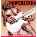 Jeu cordes Gibson Powerlines Drop Tuning 12-52