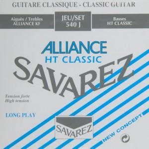 Jeu cordes Savarez 540J Alliance HT Classic