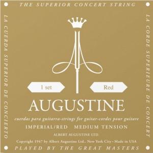 Jeu cordes Augustine Imperials Red