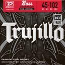 Jeu cordes Basse Dunlop Trujillo 45-102