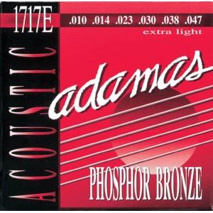 Jeu cordes Adamas 1717E Folk 10-47
