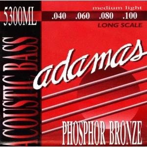 Jeu cordes Adamas 5300ML Basse acoustique 40-100