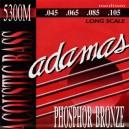 Jeu cordes Adamas 5300M Basse acoustique 45-105