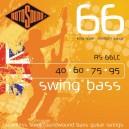 Jeu cordes Rotosound Basse RS66LC 40-95