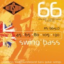 Jeu cordes Rotosound Basse RS665LD 45-130