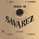 Jeu cordes Savarez 520B  Blanc tension faible