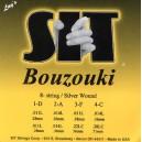 Jeu cordes SIT Bouzouki BKZ1128