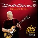Jeu cordes GHS Boomers David Gilmour  10.5-50