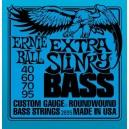 Jeu Basse Ernie Ball Extra Slinky 40-95 EP02835