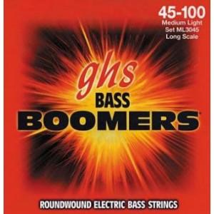Jeu cordes GHS Boomers Basse ML3045   45-100