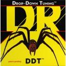 Jeu cordes DR strings DDT13  Drop down Mega heavy 13-65