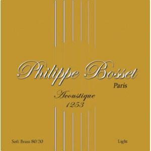Jeu Cordes Philippe Bosset  Acoustique 80/20  12-53
