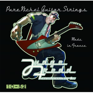 Jeu cordes Judge Fredd Pure nickel 10-52