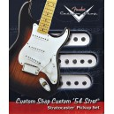 Fender Custom shop custom 54 strat set 099-2112-000