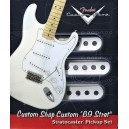 Fender Custom shop custom '69 strat set 099-2114-000