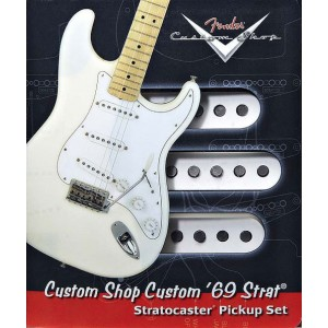 Fender Custom shop custom '69 strat set 099-2114-000