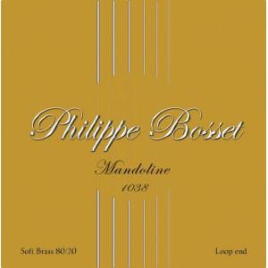 Jeu Cordes Philippe Bosset  Mandoline 80/20  10-38