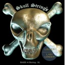 Jeu cordes Skull Strings Basse 40-100