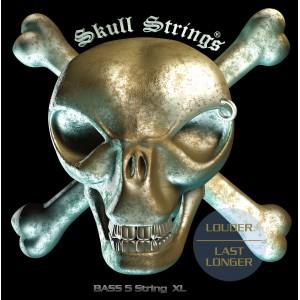 Jeu cordes Skull Strings Basse 40-125
