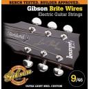 Jeu cordes Gibson Brite Wires 9-46