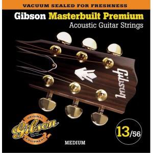 Jeu cordes Gibson Masterbuilt Premium 13-56