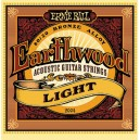 Jeu cordes Ernie Ball Earthwood 11-52