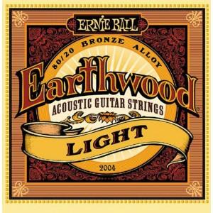 Jeu cordes Ernie Ball Earthwood 11-52