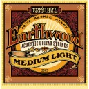 Jeu cordes Ernie Ball Earthwood 12-54