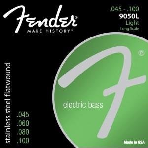 Jeu cordes Fender Basse 9050L 45-100