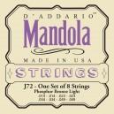 Jeu cordes D'addario Mandola J72