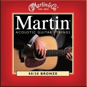Jeu cordes Martin M140  12-54