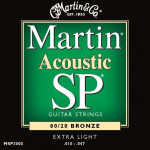 Jeu cordes Martin SP  MSP3000  10-47