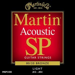 Jeu cordes Martin SP  MSP3100  12-53
