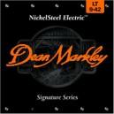 Jeu cordes Dean Markley Signature 2502  LT 9-42