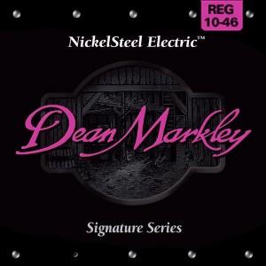 Jeu cordes Dean Markley Signature 2503  REG 10-46