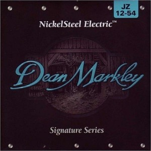 Jeu cordes Dean Markley Signature 2506  JZ 12-54