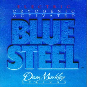 Jeu cordes Dean Markley Blue Steel  2554  CL 9-46